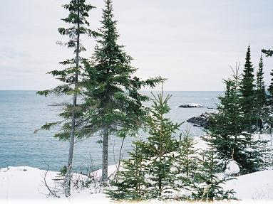 North Shore of Lake Superior--photo by Julie McCarty--Eagan MN USA