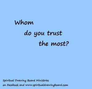 Whom do you trust--light blue image--Julie McCarty--April 7 2014