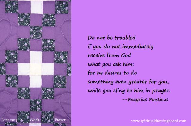 08 Lent--Week 1--Prayer--Evagrius Ponticus
