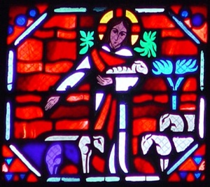 Amiens26-large--Good Shepherd image-- Creative Commons licence--Vanderbilt Library